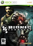 Cover zu Bionic Commando - Xbox 360