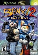 Cover zu Blinx 2: Masters of Time & Space - Xbox