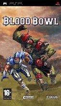 Cover zu Blood Bowl - PSP