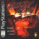 Cover zu Bloody Roar - PlayStation