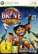 Cover zu Brave: A Warrior's Tale - Xbox 360