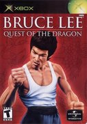 Cover zu Bruce Lee: Quest of the Dragon - Xbox