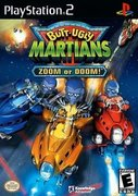 Cover zu Butt-Ugly Martians - PlayStation 2