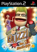 Cover zu Buzz!: Das Musik-Quiz - PlayStation 2