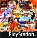 Cover zu Capcom VS. SNK: Millennium Fight 2000 Pro - PlayStation