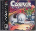 Cover zu Casper: Friends Around the World - PlayStation