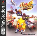 Cover zu Chocobo Racing - PlayStation