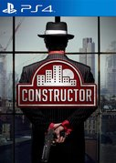 Cover zu Constructor HD - PlayStation 4