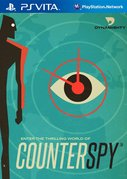 Cover zu CounterSpy - PS Vita