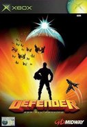 Cover zu Defender - Xbox