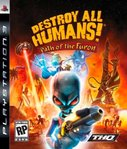 Cover zu Destroy all Humans! Path of Furon - PlayStation 3