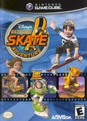 Cover zu Disney's Extreme Skate Adventure - GameCube
