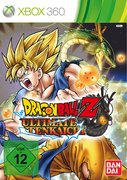 Cover zu Dragon Ball Z: Ultimate Tenkaichi - Xbox 360