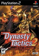 Cover zu Dynasty Tactics 2 - PlayStation 2