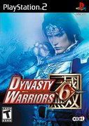 Cover zu Dynasty Warriors 6 - PlayStation 2