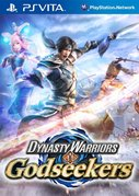 Cover zu Dynasty Warriors: Godseekers - PS Vita