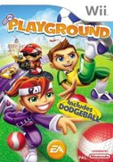 Cover zu EA Playground - Wii