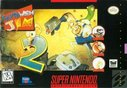 Cover zu Earthworm Jim 2 - SNES