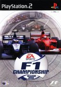 Cover zu F1 Championship Season 2000 - PlayStation 2