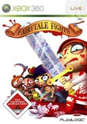 Cover zu Fairytale Fights - Xbox 360