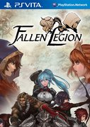 Cover zu Fallen Legion - PS Vita