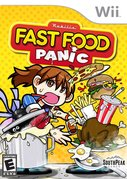 Cover zu Fast Food Panic - Wii