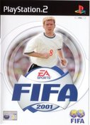 Cover zu FIFA 2001 - PlayStation 2