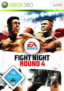 Cover zu Fight Night Round 4 - Xbox 360