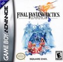 Cover zu Final Fantasy Tactics Advance - Game Boy Advance