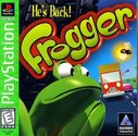 Cover zu Frogger - PlayStation