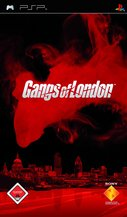 Cover zu Gangs of London - PSP
