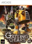 Cover zu Gatling Gears - Xbox 360