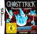 Cover zu Ghost Trick: Phantom-Detektiv - Nintendo DS