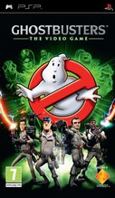 Cover zu Ghostbusters: The Video Game - PSP