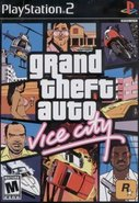 Cover zu GTA: Vice City - PlayStation 2