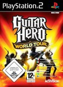 Cover zu Guitar Hero: World Tour - PlayStation 2