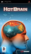 Cover zu Hot Brain - PSP
