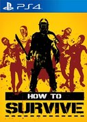 Cover zu How to Survive: Storm Warning Edition - PlayStation 4