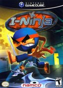 Cover zu I-Ninja - GameCube