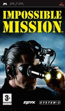 Cover zu Impossible Mission - PSP