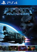 Cover zu Infinity Runner - PlayStation 4