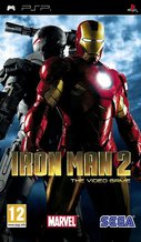 Cover zu Iron Man 2 - PSP