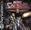 Cover zu Iron Soldier 3 - PlayStation