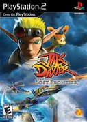Cover zu Jak and Daxter: The Lost Frontier - PlayStation 2