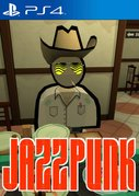 Cover zu Jazzpunk - PlayStation 4