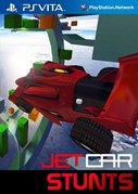 Cover zu Jet Car Stunts - PS Vita