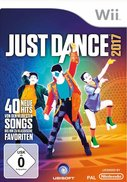 Cover zu Just Dance 2017 - Wii