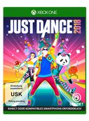 Cover zu Just Dance 2018 - Xbox One