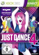 Cover zu Just Dance 4 - Xbox 360