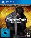 Cover zu Kingdom Come: Deliverance - PlayStation 4